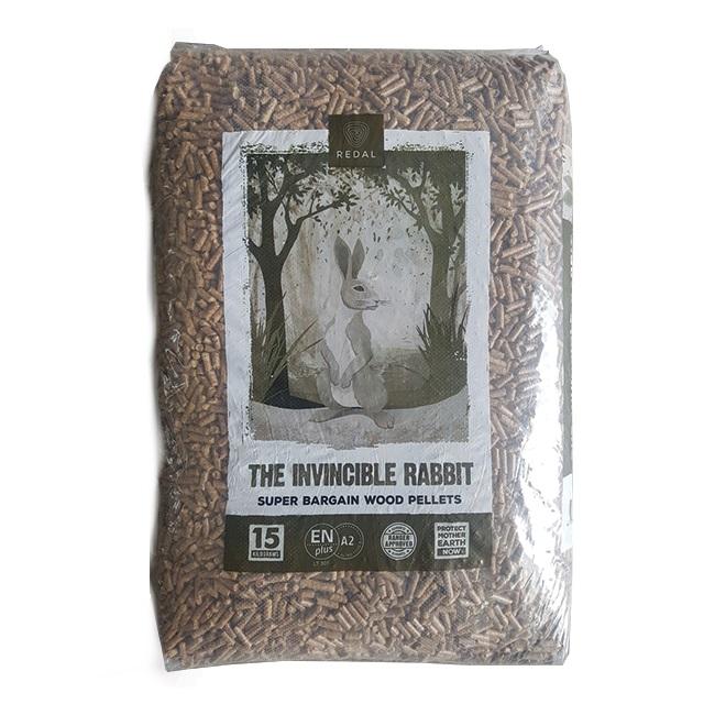 the invincible rabbit pellet