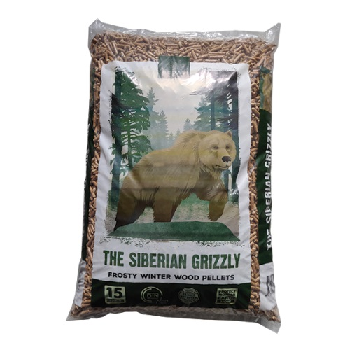 SIBERIAN GRIZZLY